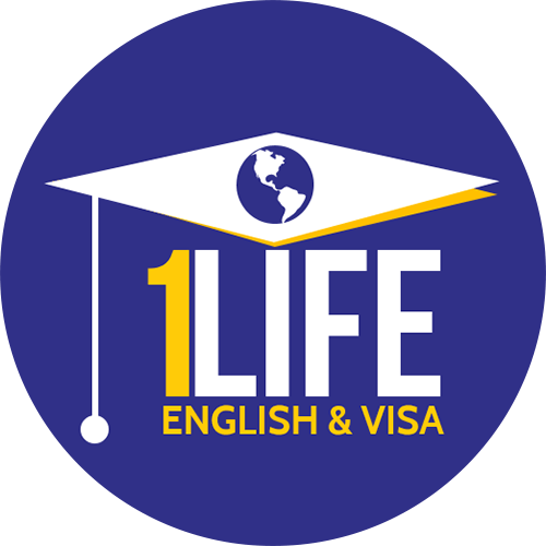 One Life English & Visa